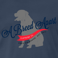 Design ~ A Breed Apart Clothing Co. Logo T shirt
