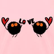 Design ~ LOVE monsters Women's T-Shirt