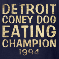 Design ~ Coney Dog Eating Champion