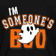 Design ~ I'm Someone's Boo Halloween Kids T-shirt