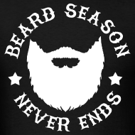 Design ~ Beard Season Never Ends