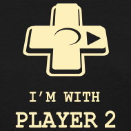 Design ~ I'M WITH PLAYER TWO Couple