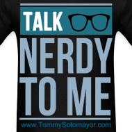 Design ~ Talk Nerdy To Me