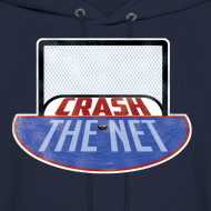 Design ~ Crash The Net Hoodie