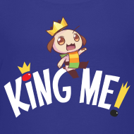 Design ~ King Me! - Kids