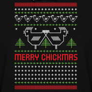 Design ~ Chickmas sweater