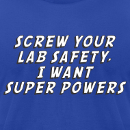 Design ~ I WANT SUPER POWERS