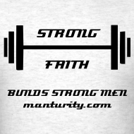 Design ~ Strong Faith!