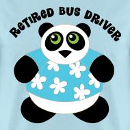 Design ~ Bus Driver Retired Retirement Tshirt
