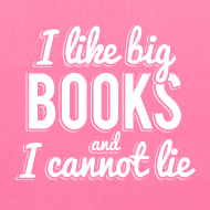 Design ~ I Like Big Books and I Cannot Lie