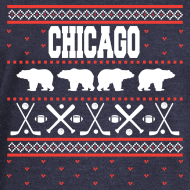 Design ~ Chicago Ugly Sweater