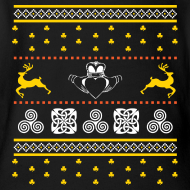 Design ~ Irish Ugly Sweater