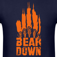 Design ~ Bear Down Skyline