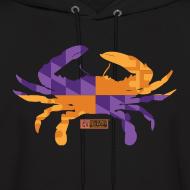 Design ~ Crab Flag Hoodie