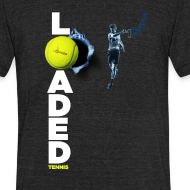 Design ~ loaded men's tennis