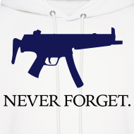 Design ~ MP5 - Never Forget