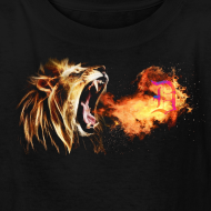 Design ~ Fire Breathing Lion