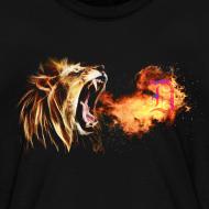 Design ~ Fire Breathing Lion
