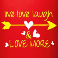Design ~ Love more Full Color Mug