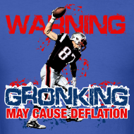 Design ~ Gronking May Cause Deflation