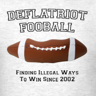 Design ~ Deflatriot football