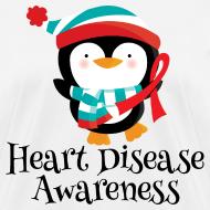 Design ~ Heart Disease Awareness Womens T-shirt