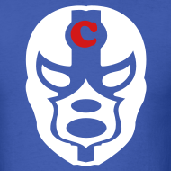 Design ~ Cubs Nacho Libre mask Shirt