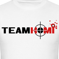 Design ~ Team Homi - mens (white)