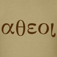 Atheist in Ancient Greek