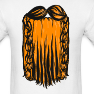 Design ~ Mens Tee: Dwarf Beard