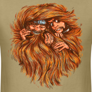 Design ~ Mens Tee: Tangled