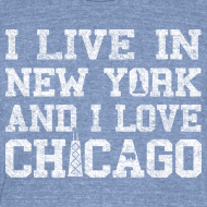 Design ~ Live New York Love Chicago