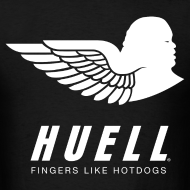 Design ~ Huell: Fingers (Dark T)