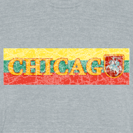 Design ~ Chicago Lithuania Flag
