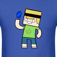 Design ~ Men's I Found Lapis T-Shirts