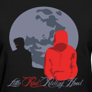 Design ~ Little Red Riding Hood (Sterek)