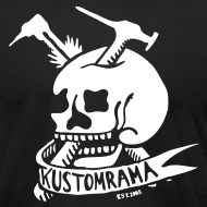 Design ~ Kustomrama Skull Black