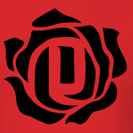 Design ~ D Rose Shirt