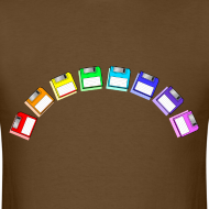 Design ~ Men's Floppy Rainbow
