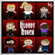 Design ~ The Bloody Bunch Coffee Mug