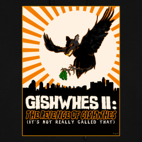 Design ~ GISHWHES II [DESIGN BY JAN]