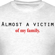 Design ~ Almost a victim of my family