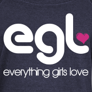 Design ~ Women's EGL Wideneck Sweatshirt