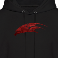 Design ~ Mcsportzhawk Hawk Hooded Sweatshirt