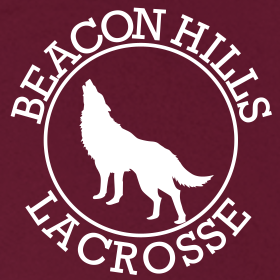 Beacon Hills Lacrosse - Hoodie (S Logo)   BEACON HILLS LACROSSE