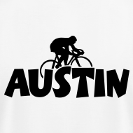 Design ~ Austin Cycling T-Shirt