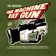 Design ~ Time Machine Ray Gun AA