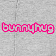 Design ~ Neon Pink BunnyHug