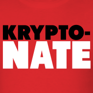 Design ~ Krypto NATE Bulls Shirt
