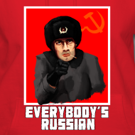 Design ~ Everbody's Russian!